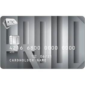 บัตรกดเงินสด กรุงไทย